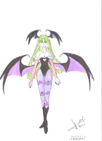 2007 - Morrigan by Tuccifml