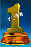 Irtaqa Anniversay Contest. by admax