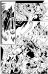 Xmen Legacy 248 pg 1 inks by Csyeung