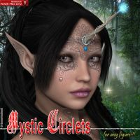 Mystic Circlets For Any Figure by emmaalvarez