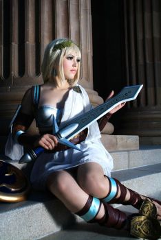 Sophitia Soul Calibur 3 by nadyasonika