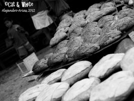Pan de Muerto by Cat-n-White