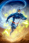 Skyman one-shot by JeremyColwell