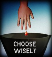 Choose Wisley by 4thElementGraphics