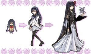 Homura by UniWhale