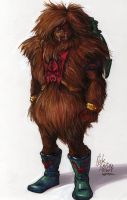 Grizzlor by Phraggle