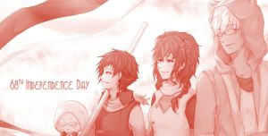 CR Event: Independence Day by Lurxneat