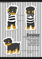 bandage - reference by mr-tiaa