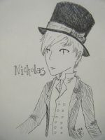 Nicholas by TiMeLoRd903
