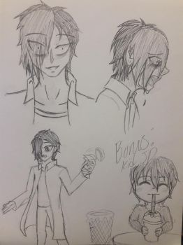 More JD in Various Stages by CatalinaAcosta