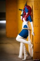 Mystique by fabiohazard