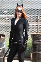 Catwoman - Dark Knight Rises by cosplaynut