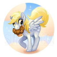 Derpy by Flying-Fox