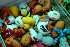 Keychains III by 1301232