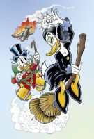 Magica De Spell by KneonT