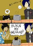 I WILL BURN MY BREAD by AzureDeath92