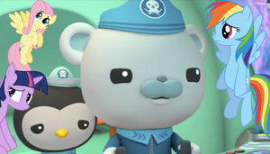 Octonauts and the Jellyfish Bloom crossover P11 by TobyandMavisforever