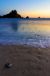 Trinidad Beach by Voedin