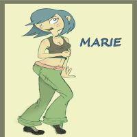 Marie Kanker by Renner-P