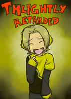 ApocalypseStuck Mituna - Thlightly Retarded by SanchaySquirrel