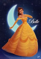 Belle by JamesCreations
