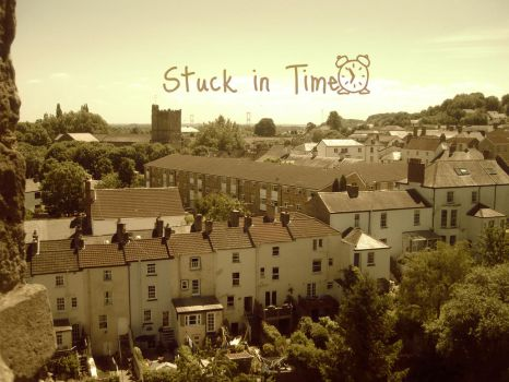 Stuck in Time by Kandyfloss30a