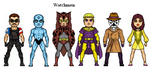 The Watchmen by Facumagia