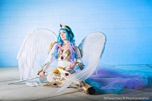 Princess Celestia 2 by AnnaLynnCosplay