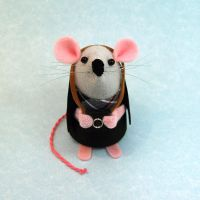Photographer Mouse Male by The-House-of-Mouse