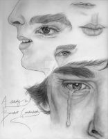 A Study In Benedict Cumberbatch by GagaPotterTribute