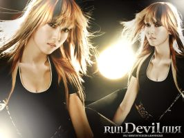 Run Devil Run - Jessica by HigSousa