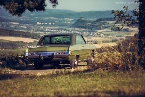 1973 Dodge Dart by AmericanMuscle