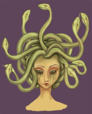 Work In Progress: Medusa 04
