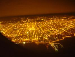 Chicago From Above by debat-interieur