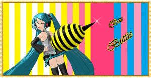 Bee buttie - Download by YamiSweet