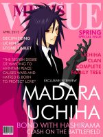 Fashion Magazine Cover: Madara Version by romizoh373