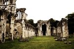 Netley Abbey II by Kaz-D