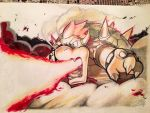 Bowser's Flames by jirachi-999