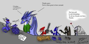Undivided: Birthday 2007 by Snowfyre