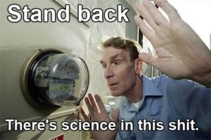 Bill Nye by XMordecaiRigbyX