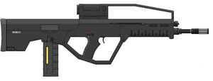 AR10 Protoype - Coloured by SixthCircle
