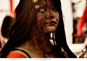 Zombie walk contest 2 by Anstellos