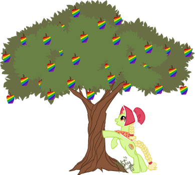 mlp:fim Granny Smith Confirmed as Best Pony by emeralddarkness