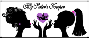 My Sister's Keeper Logo by ItsMeNaturall