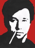 Bill Hicks by SixShooter6