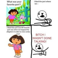 Dora And Little Kids Tht Hates Her by LoganSwaggieSkittle