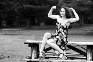 Strength and Beauty by HrWPhotography