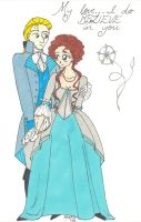 Percy and Marguerite--BELIEVE by musicals