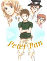 Peter Pan by Pink-world