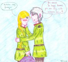 aph: Stay with awesome me OuO by LoveEmerald